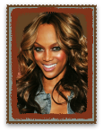 Tyra Banks Icon #2 by pinkrangerwannabe