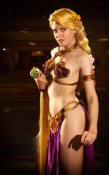 Princess Leia Rapunzel II