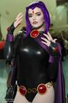 Comikaze 2014 Raven Titans Abby Normal Cosplay