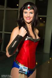 Comikaze 2014 Wonder Woman