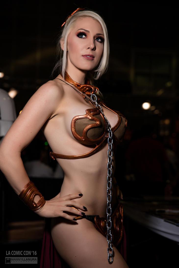 Leia Slave Nude 46