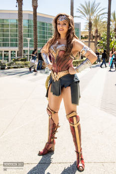 Wonder Woman Cosplay by Rachel Litfin