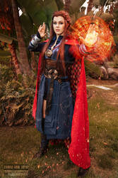 Dr. Strange Cosplay by Genevieve Marie by wbmstr