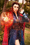 Dr. Strange Cosplay by Genevieve Marie II