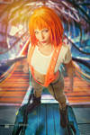 Leeloo Dallas Cosplay II by Ali Williams by wbmstr