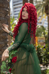 Poison Ivy Cosplay by Bukkit Brown by wbmstr
