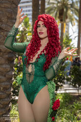 Poison Ivy Cosplay by Bukkit Brown II by wbmstr