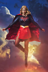 Supergirl by Ali Williams