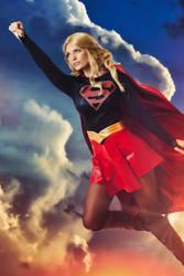 Supergirl by Ali Williams II