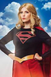 Supergirl by Ali Williams III