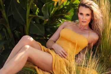 Model Kirsten Plonka