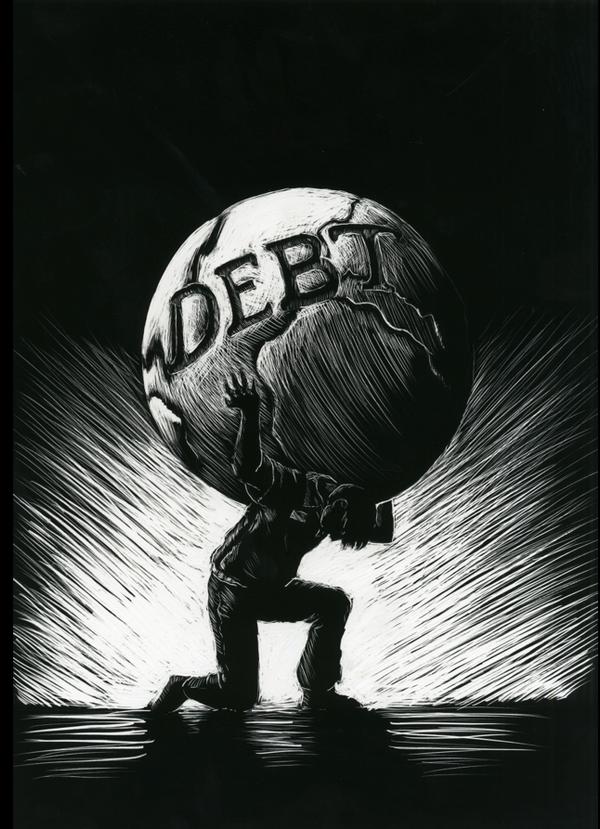 chatting world debt