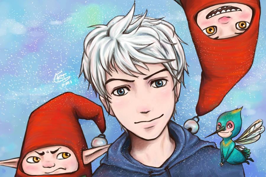Jack Frost by ViiSuAlizE