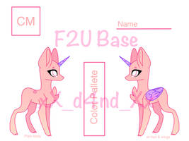 F2U MLP Mini Reference Base