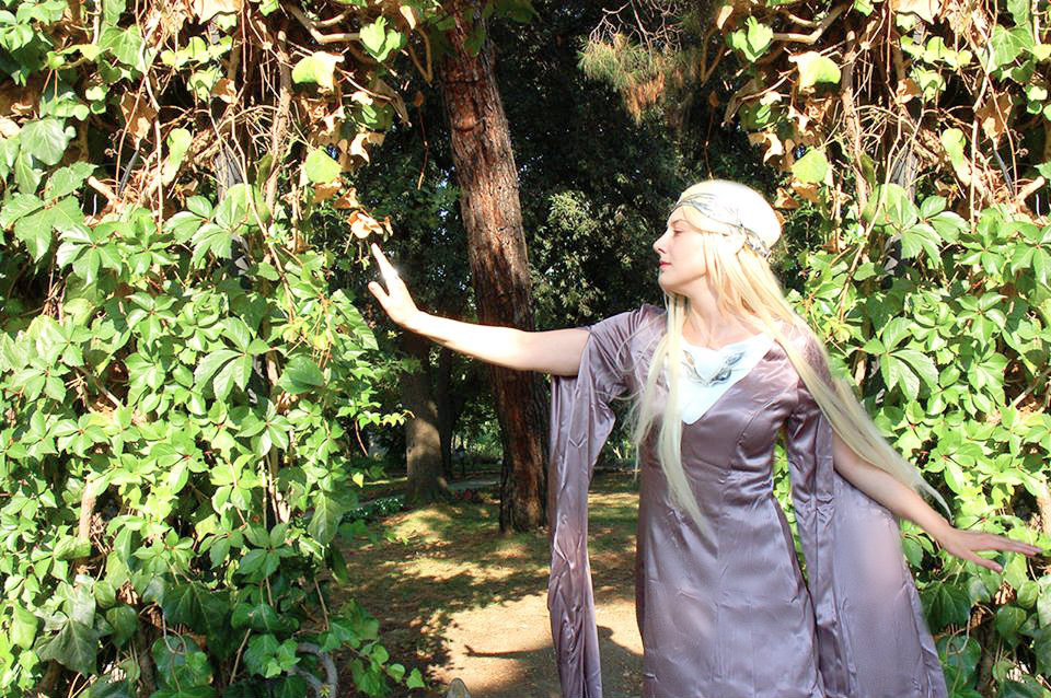 Gardens of Lorien by grinningsun