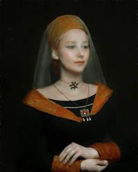 Elizabeth Woodville by grinningsun