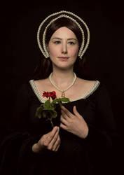 Queen Anne Boleyn by grinningsun