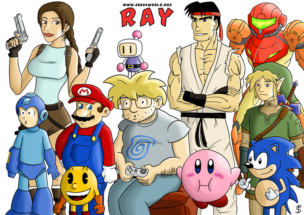 Gsw - Ray Jeux Videos
