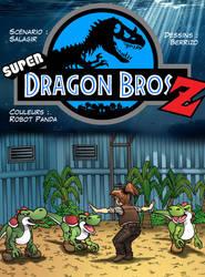 Dragon Bros - Cover Jurassic World