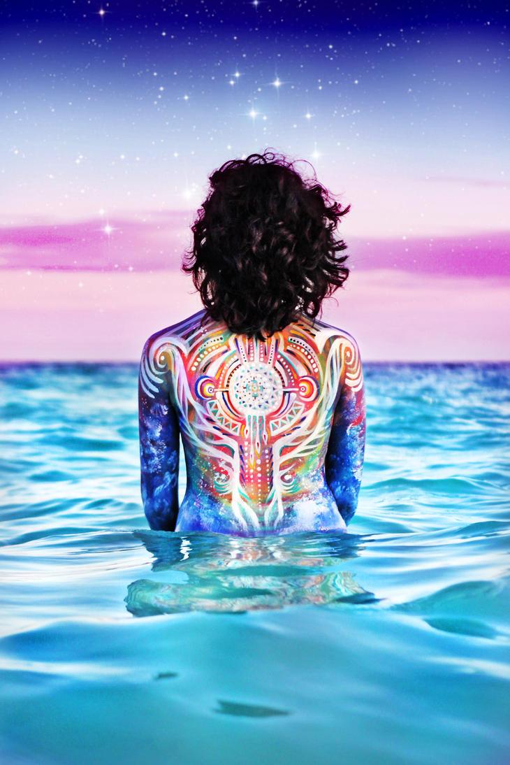 Serendipity - Body Art Theraphy by NatashaKudashkina