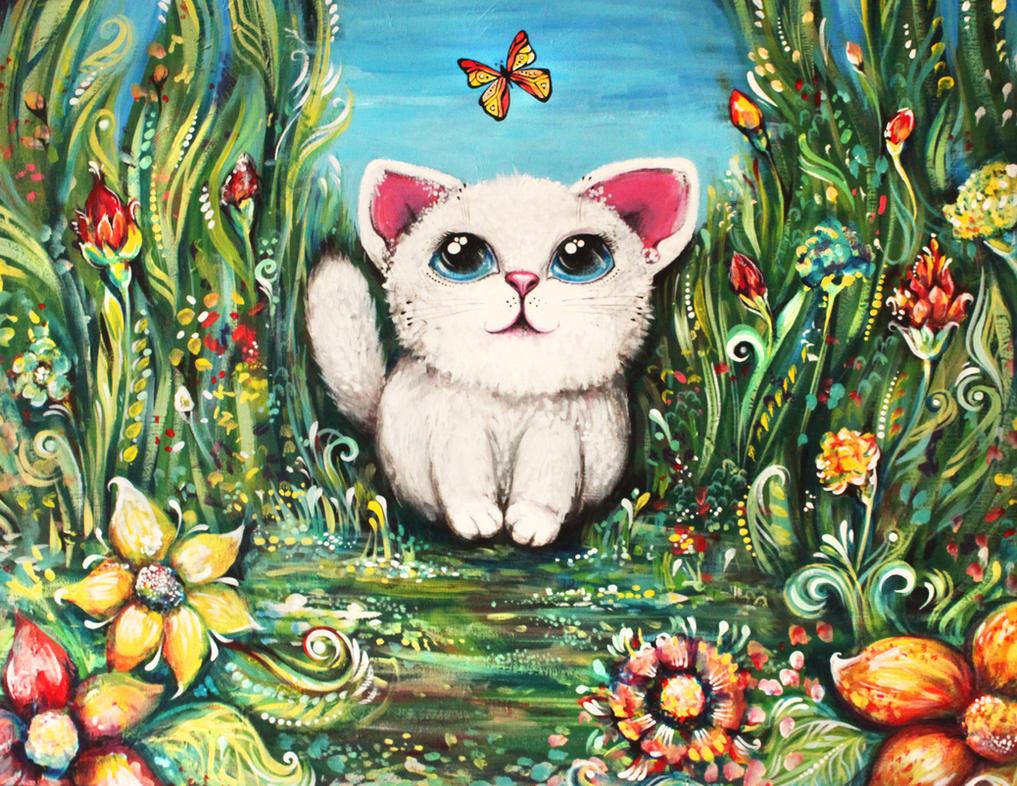 Chasing Butterfly by NatashaKudashkina