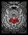 The King Aztec Warrior