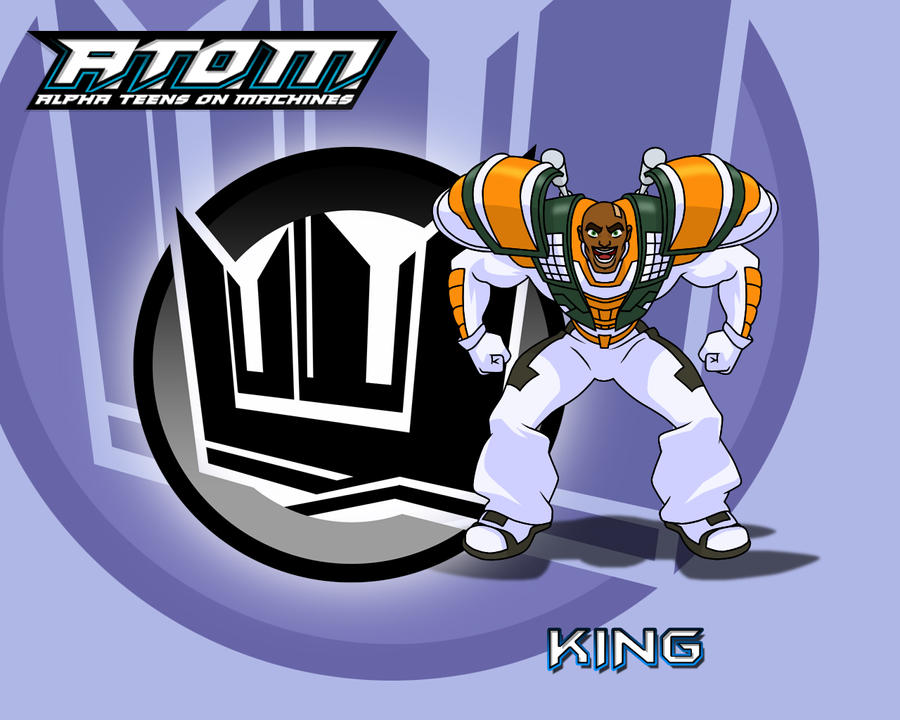 King - 1280x1024 01 by zentron