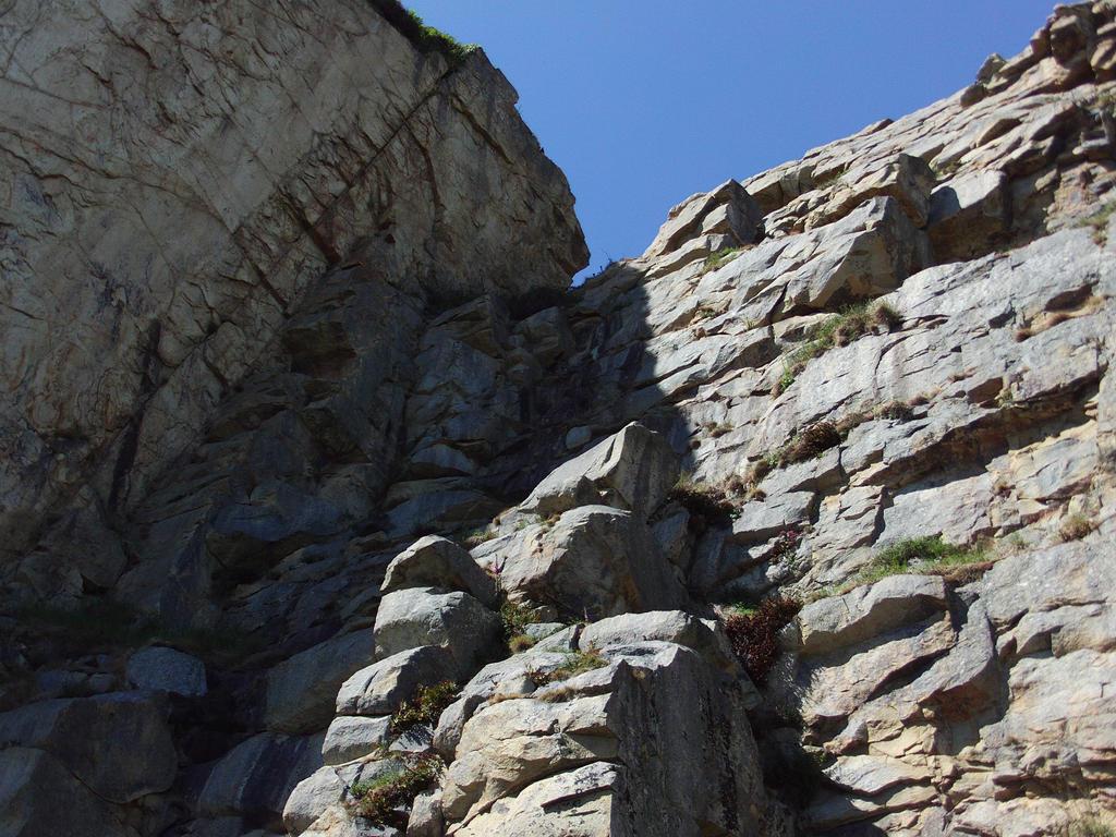 Perilous Cliffs by zentron