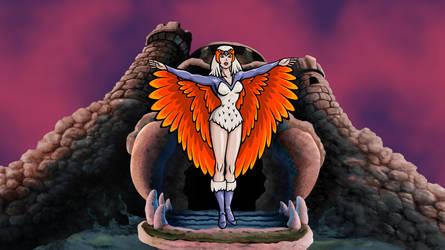 The Sorceress Of Greyskull 2