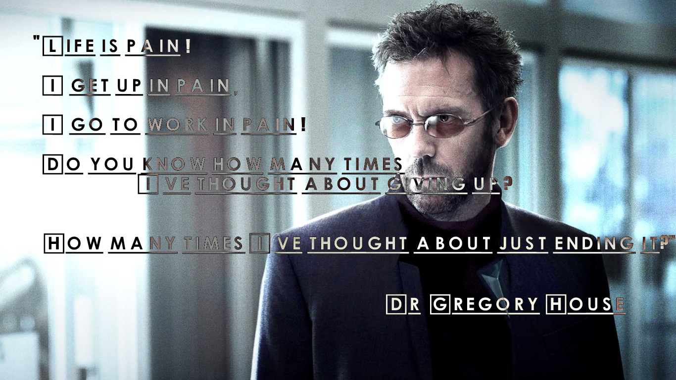 Dr House Quotes And Sayings. QuotesGram
