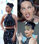 Alien invasion Katy Perry