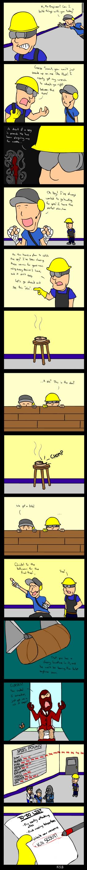 A Better Mousetrap by Kibbies