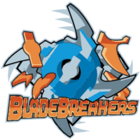 Bladebreakers Logo Vector by HieiFireBlaze