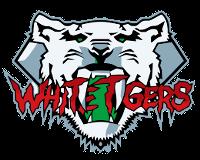 White Tigers Logo Vector by HieiFireBlaze