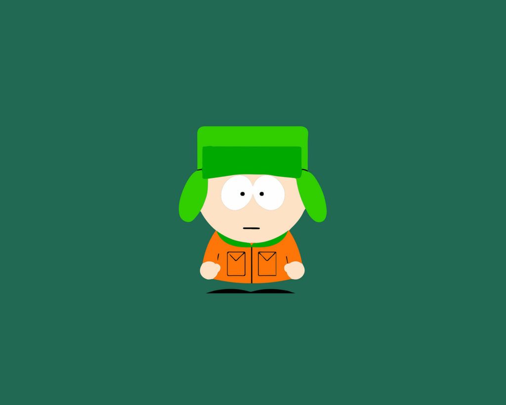 which south park character were you as a kid