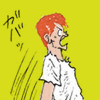 Kuwabara's reaction! by HieiFireBlaze