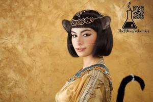 Daughter of Bastet by TheFelineAlchemist