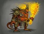 CONCEPT: Demon king