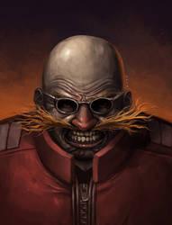I am the Eggman by Ancorgil