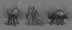 Creature Studies