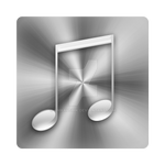 iTunes dock icon (.png)