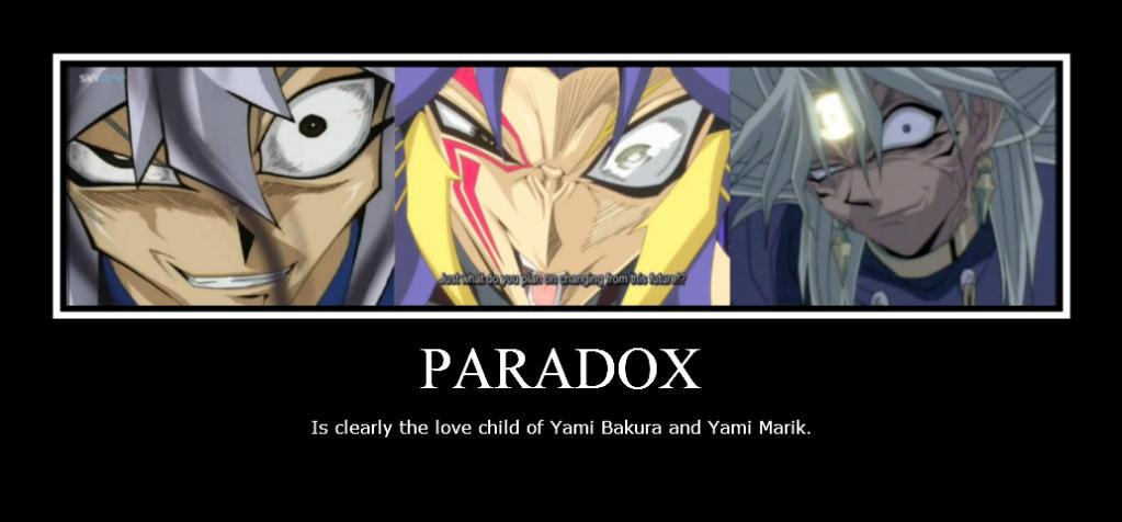 Paradox by SakanaUchiha