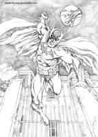 Batman by fernandomerlo