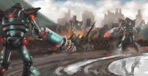 Invasion by fernandomerlo