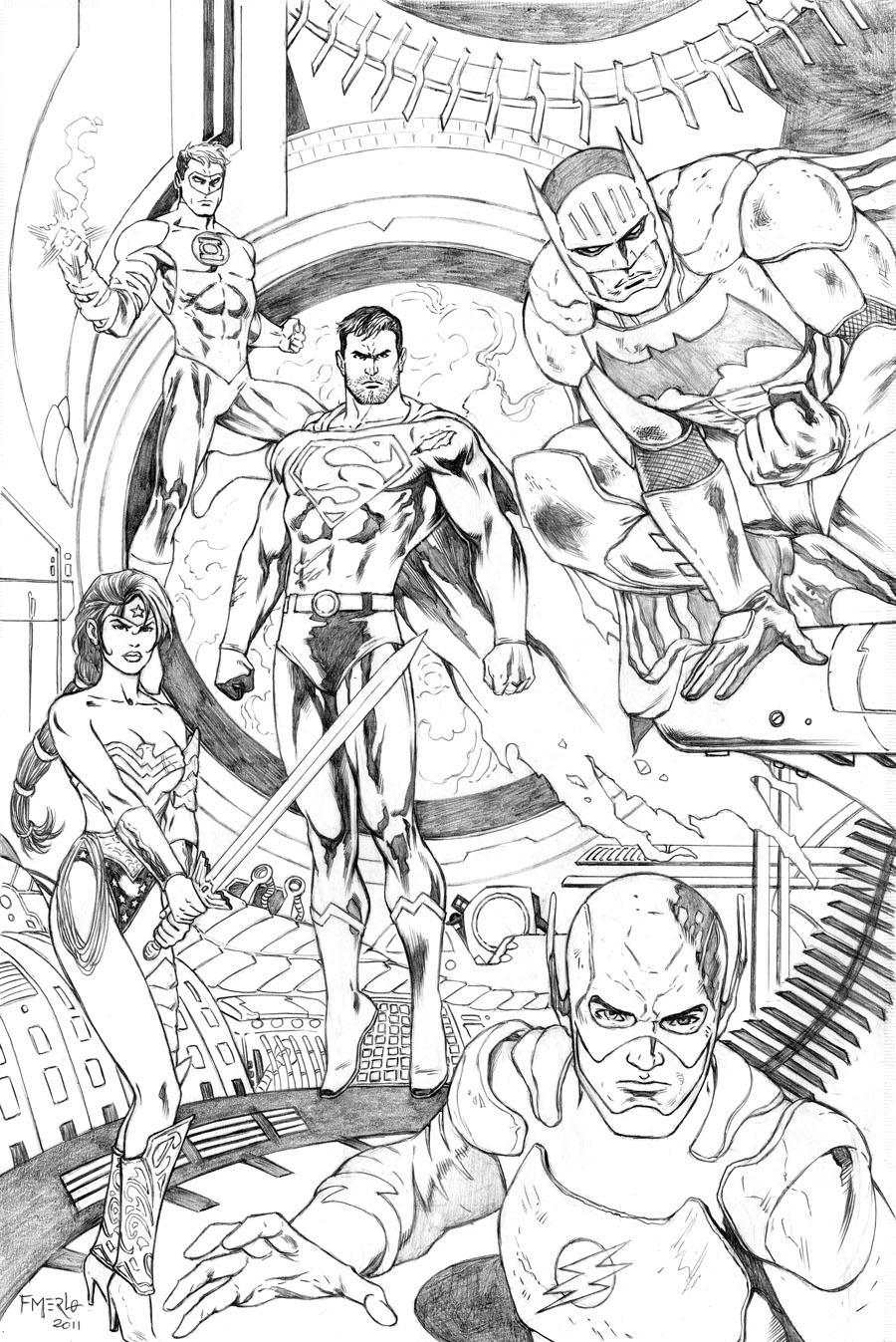 DC Universe Online by fernandomerlo