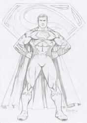 Superman by fernandomerlo