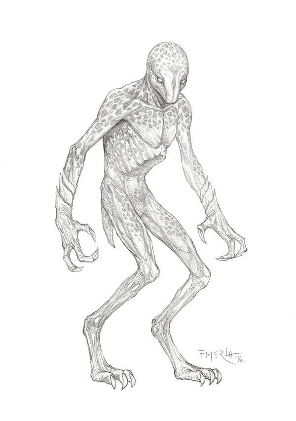 Alien by fernandomerlo