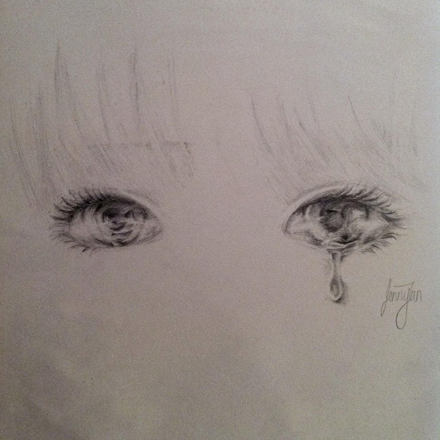 Sad eyes by Caramelhearts on DeviantArt