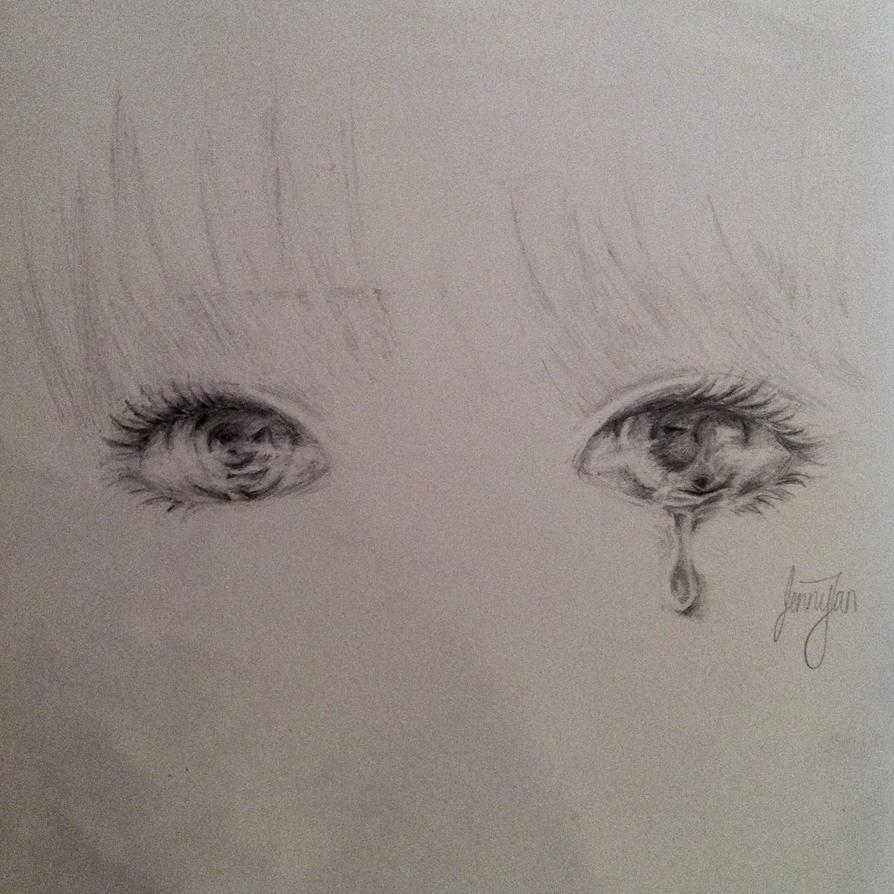 Sad eyes by Caramelhearts on DeviantArt