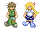KH: Shadows of a Doubt sprites by ShibuyaCrow